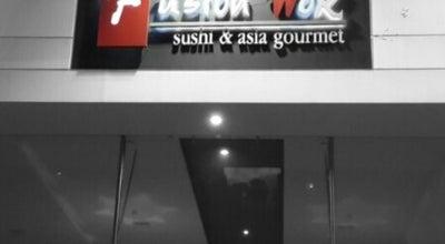 Photo of Asian Restaurant FUSION WOK Ciudad Jardin at Cr 105 15b -45, Santiago de Cali, Colombia