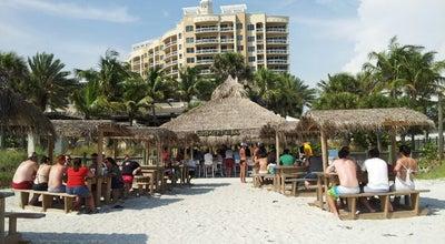 Photo of Bar Lido Key Tiki Bar at the Ritz Carlton Beach Club at 1330 Ben Franklin Dr, Sarasota, FL 34236, United States