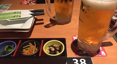 Photo of Sake Bar 魚民 調布南口駅前店 at 布田4-2-3, 調布市 182-0024, Japan