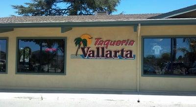 Photo of Mexican Restaurant Taqueria Vallarta at 1221 Mission St, Santa Cruz, CA 95060, United States