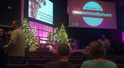 Photo of Church New Community Church at 2340 Dean Lake Ave Ne, Grand Rapids, MI 49505, United States