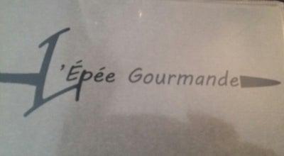 Photo of Restaurant L'epee Gourmande at Rue Jules Cerexhe 50, Verviers 4800, Belgium
