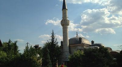 Photo of Mosque Dar-ül Hadis Camii at Darül Hadis Cad., Edirne, Turkey