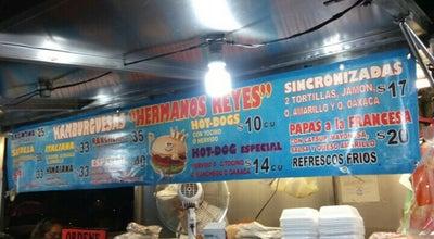 Photo of Burger Joint Hamburguesas Hnos. Reyes at Buenavista, Mexico, Mexico