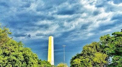 Photo of Monument / Landmark Obelisco Mausoléu aos Heróis de 32 at Parque Ibrahim Nobre, São Paulo 04094-000, Brazil