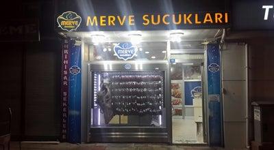 Photo of Butcher Merve Et Ve Et Ürünleri at Basın Caddesi, Turkey