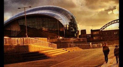 Photo of Concert Hall Sage Gateshead at St. Mary's Sq, Gateshead NE8 2JR, United Kingdom