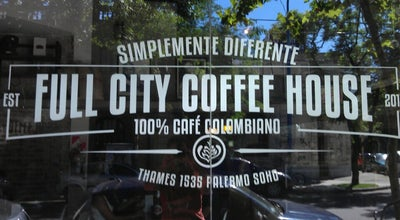 Photo of Cafe Full City Coffee House at Thames 1535, Buenos Aires, Argentina