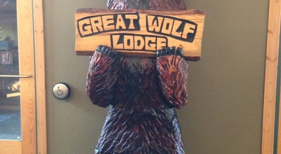 Photo of Water Park Great Wolf Lodge at 2501 Great Wolf Drive, Mason, OH 45040, United States