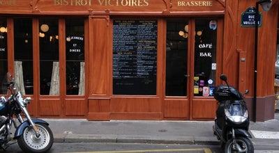 Photo of Bistro Bistrot Victoires at 6 Rue La Vrillière, Paris 75001, France