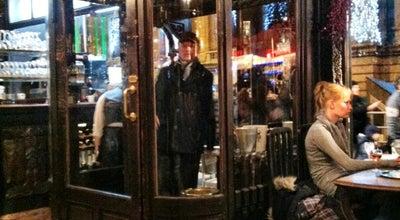 Photo of Gastropub Le Cirio at Beursstraat 18 Rue De La Bourse, Brussels 1000, Belgium