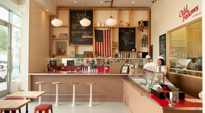 Photo of Ice Cream Shop OddFellows Ice Cream Co. at 175 Kent Ave, Brooklyn, NY 11249, United States