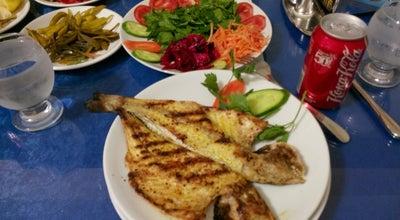 Photo of Seafood Restaurant Halk Balık Sofrası at Fenari Mh. Kemal Kaynaş Cd., Karaman 70100, Turkey