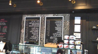 Photo of Coffee Shop Dark Horse Espresso Bar at 630 Queen St E, Toronto M4M 1G3, Canada