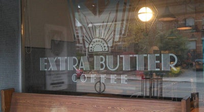 Photo of Cafe Extra Butter at 283 Roncesvalles, Canada