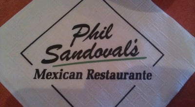 Photo of Mexican Restaurant Phil Sandoval's Mexican Restaurante at 6125 University Dr Nw, Huntsville, AL 35806, United States