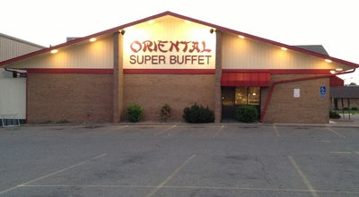 Photo of Chinese Restaurant Oriental Super Buffet at 445 Underwood St, Zanesville, OH 43701, United States