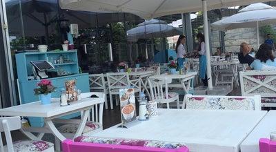 Photo of Cafe Alaçatı Muhallebicisi at Marmara Forum, İstanbul, Turkey