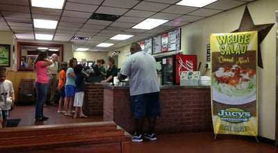 Photo of Burger Joint Jucy's Hamburgers at 2701 N Eastman Rd, Longview, TX 75605, United States