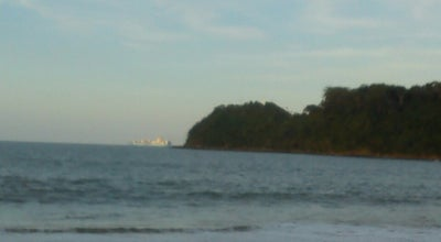 Photo of Beach Praia de Cabecudas at Praia, Itajai, Brazil