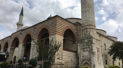 Photo of Historic Site Edirne Ulu cami at Turkey