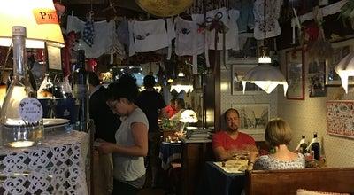 Photo of Italian Restaurant Trattoria alla Luna at Via Oberdan 13, Gorizia 34170, Italy