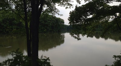 Photo of Lake Lake Newport at Mill Creek Park, Mahoning, OH, United States