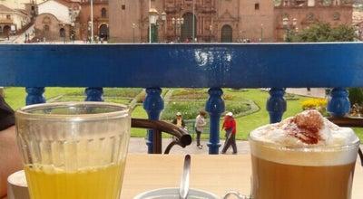 Photo of Cafe Cappuccino Cusco Cafe at Portal Comercio 141 , Segundo Piso, Cusco cusco 01, Peru