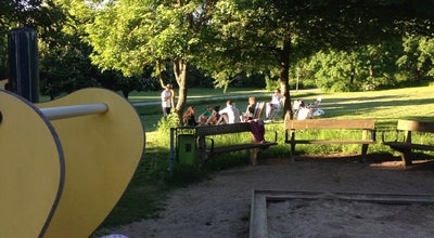Photo of Park Monumentparken at Lund, Sweden