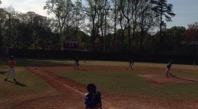 Photo of Baseball Field Brinkley Park at 1270 Hunter St Se, Smyrna, GA 30080, United States