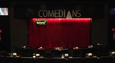 Photo of Comedy Club Comedians at R. Augusta, 1129, São Paulo 01305-100, Brazil