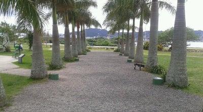Photo of Park Parque de Coqueiros at Av. Eng. Max De Souza, Florianópolis 88080-000, Brazil