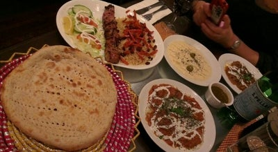 Photo of Middle Eastern Restaurant Ariana II at 241 Kilburn High Rd., London NW6 7JN, United Kingdom