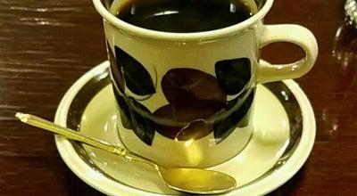 Photo of Cafe カフェ シャンソン物語 at 旅篭町2-2-25, 山形市 990-0047, Japan