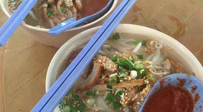 Photo of Breakfast Spot Pokok Assam濑粉 at Pokok Assam Wet Market Food Court, Taiping 34000, Malaysia