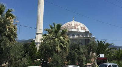 Photo of Mosque Ayvali burun cami at Altinoluk, Turkey