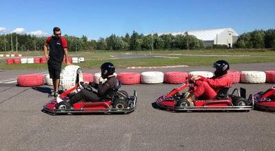 Photo of Go Kart Track Turku Karting at Pollenkuja 2, Turku 20380, Finland