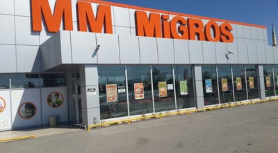 Photo of Grocery Store Migros at Kaleardı Mah.kemal İbn-i Haldun Cad.no:3, Si̇vas, Turkey