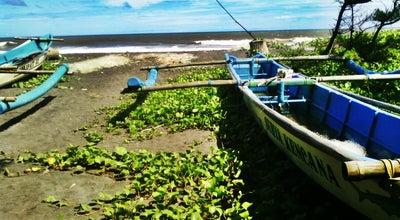 Photo of Beach Pantai Kwaru (timur tambak udang) at Kwaru, Srandakan, Bantul, DIY, Indonesia