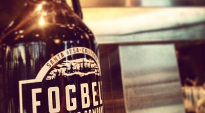 Photo of Brewery Fogbelt Brewing Company at 1305 Cleveland Ave, Santa Rosa, CA 95401, United States