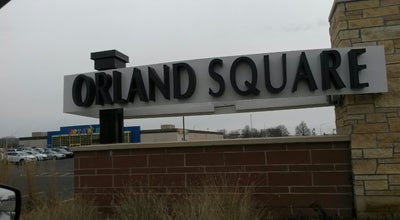 Photo of Park Orland Square Parking Lot at Orland Park, IL, United States