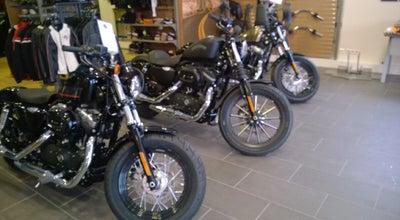 Photo of Motorcycle Shop Harley Davidson Dealership Vilnius at Paplaujos G. 5, Vilnius, Lithuania