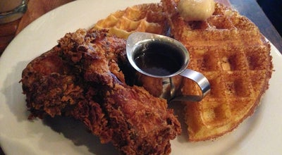 Photo of Southern / Soul Food Restaurant Brown Sugar Kitchen at 2534 Mandela Pkwy, Oakland, CA 94607, United States