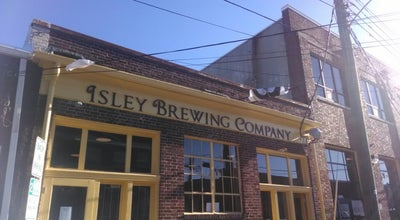 Photo of Brewery Isley Brewing Company at 1715 Summit Ave, Richmond, VA 23230, United States