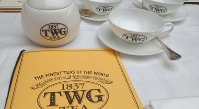 Photo of Tea Room TWG Tea Salon & Boutique at #b2-89/89a, The Shoppes At Marina Bay Sands, Singapore 018972, Singapore