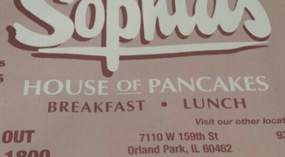 Photo of Breakfast Spot Sophia's House of Pancakes at 194 S Bolingbrook Dr, Bolingbrook, IL 60440, United States