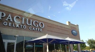 Photo of Ice Cream Shop Paciugo Gelato & Caffé at 2301 Preston Rd, Plano, TX 75093, United States