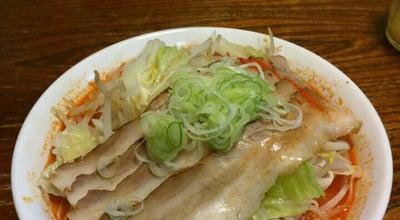 Photo of Chinese Restaurant とんこつラーメン でぽっと at 郷ケ丘3-17-1, いわき市, Japan