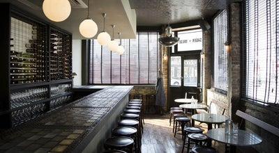 Photo of Wine Bar Sager + Wilde at 193 Hackney Rd, London E2 8JL, United Kingdom