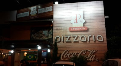 Photo of Pizza Place Pizzaria Primavera at R. São Gabriel, 20, Novo Hamburgo, Brazil